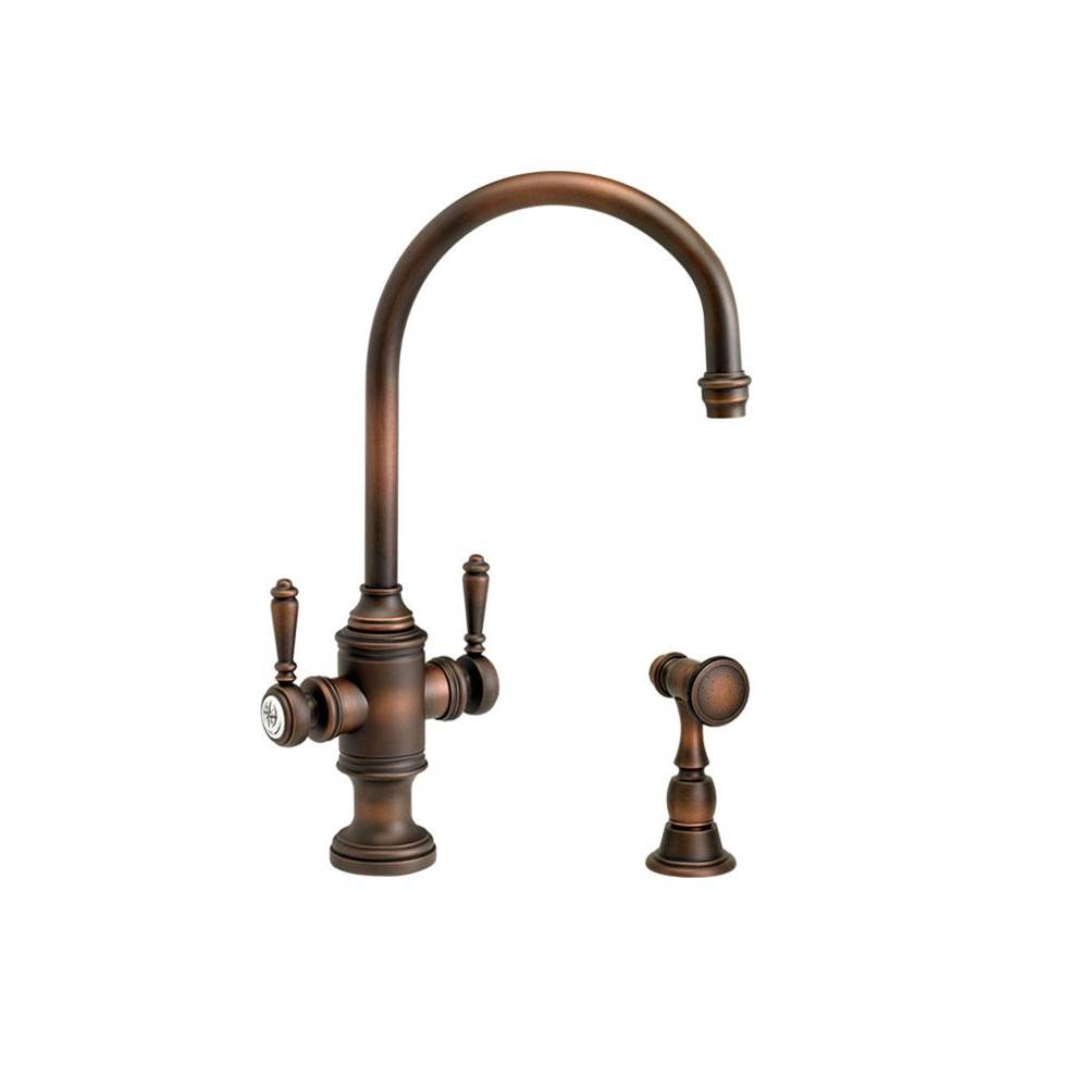 Waterstone Single Hole Kitchen Faucets item 8030-1-PC