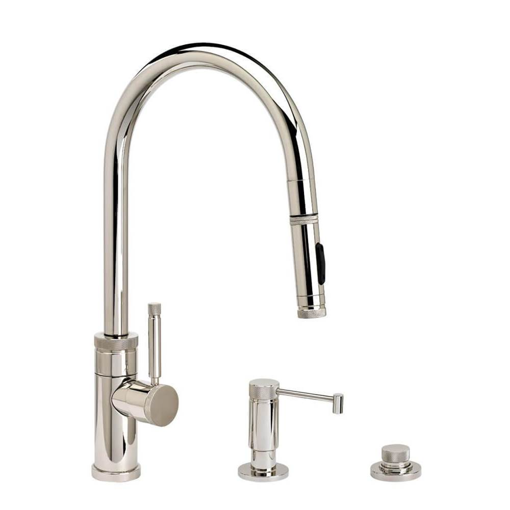 Waterstone Pull Down Faucet Kitchen Faucets item 9410-3-UPB