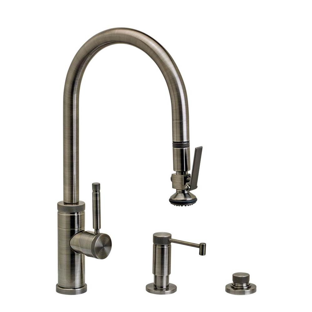 Waterstone Pull Down Faucet Kitchen Faucets item 9800-3-WC