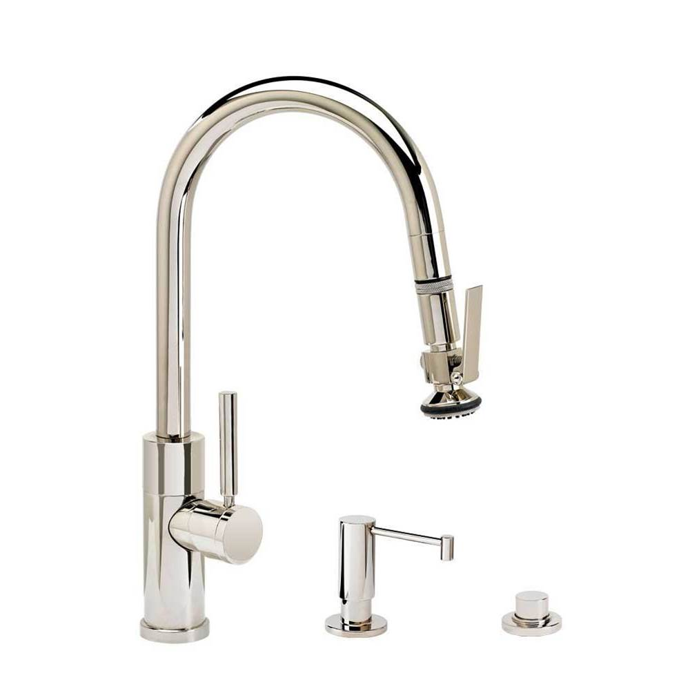 Waterstone Pull Down Faucet Kitchen Faucets item 9990-3-CB